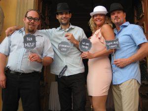 Esküvői zenekar nyáron