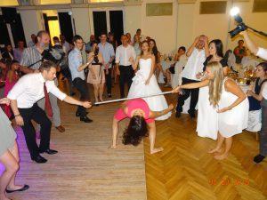 esküvői játékok Szegeden