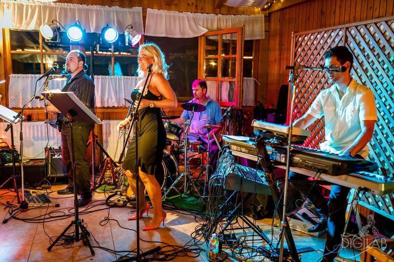 Esküvői-Báli zenekar