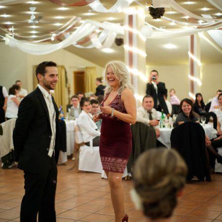Annamari és Bálint esküvője