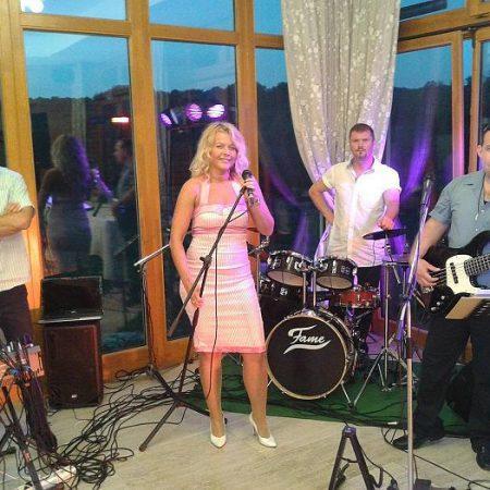 Az esküvői zenekar