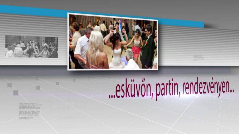 Zenekar esküvőn, rendezvényen