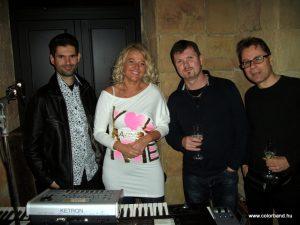 Cortes-Pécs-Szinpad-zenekar