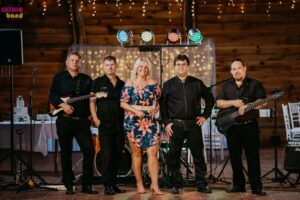 zenekar az álomesküvőn