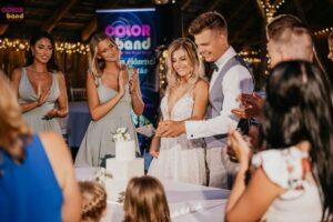 esküvői torta felvágás álomesküvő