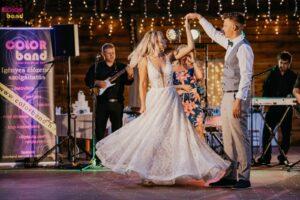 álomesküvő menyasszonyi tánc